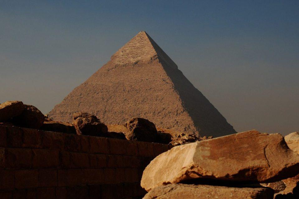 Pharao - Cheops: Erbauer der größten Pyramide:Cheops Pyramide