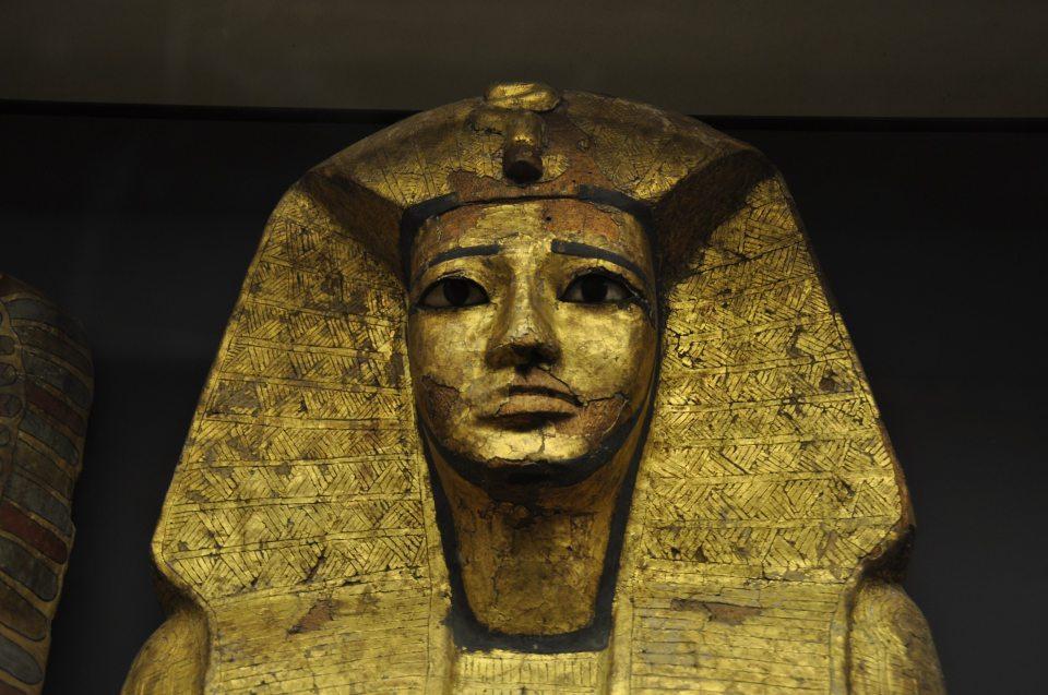 Pharao - Sarkophag des Sekhemre Oupmaat