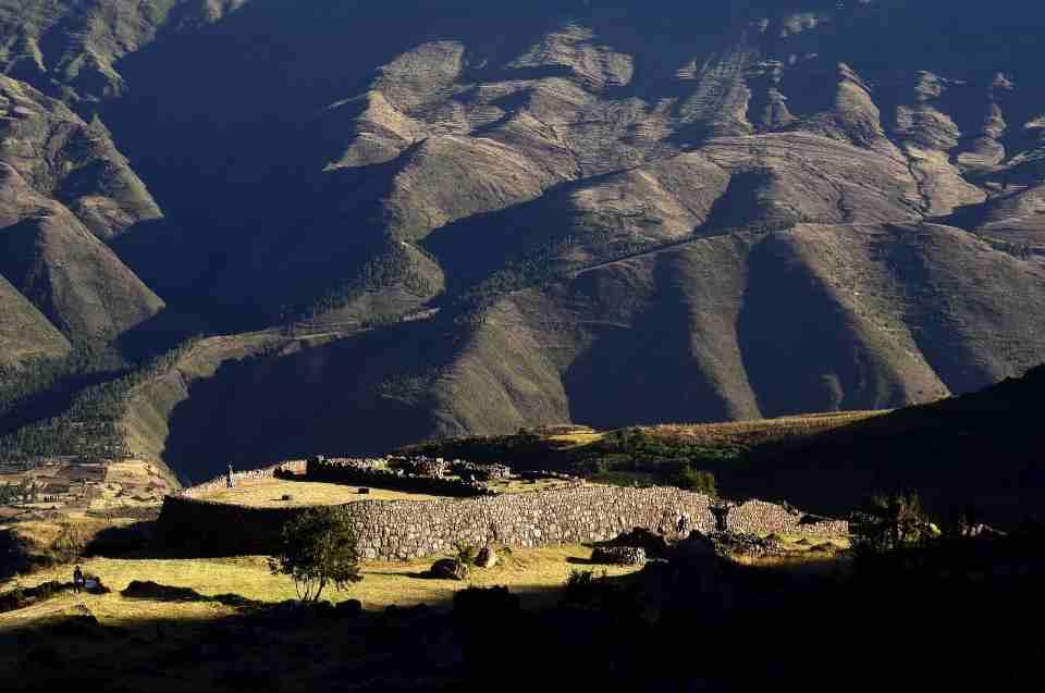 Allgemeines zu Inka - Anden