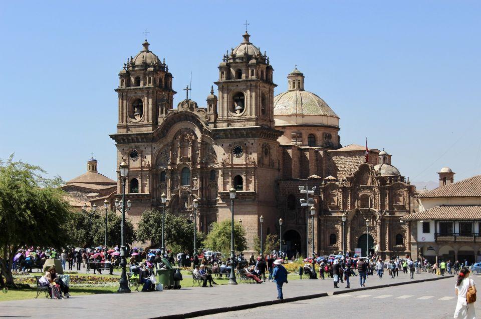 Cusco heute