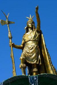 Inka Statue Cusco