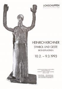Plakat Heinrich Kirchner