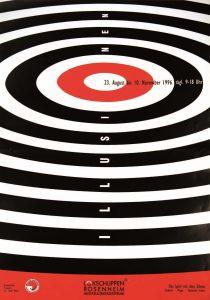 Plakat Illusionen
