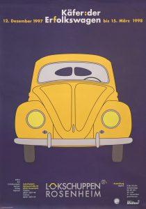 Plakat Käfer