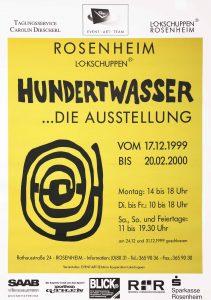 Plakat Hundertwasser