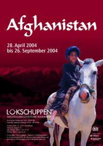 Plakat Afghanistan