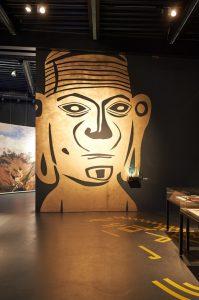 Orejon Graffiti Ausstellung Inka © Juliane Böttcher