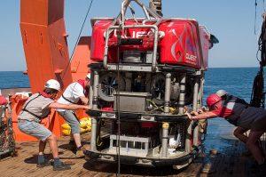 Tauchroboter QUEST © MARUM - Zentrum für Marine Umweltwissenschaften, Universität Bremen