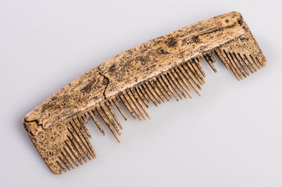 Kamm, Wikingerzeit © Lunds Universitets Historiska Museum - Foto: Andreas Jacob