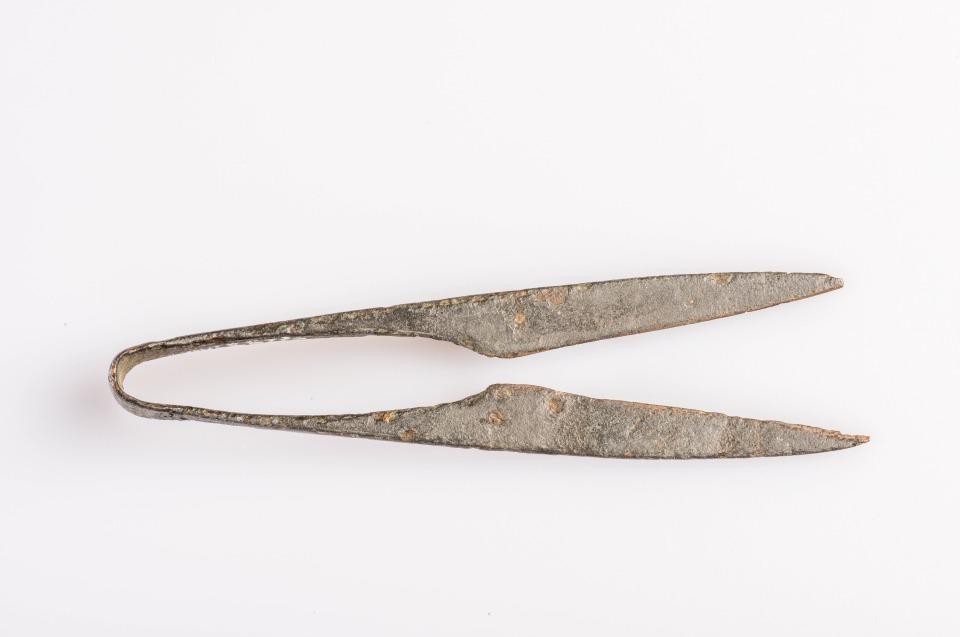 Schere, Stavröd, S, Wikingerzeit © Lunds Universitets Historiska Museum - Foto: Andreas Jacob