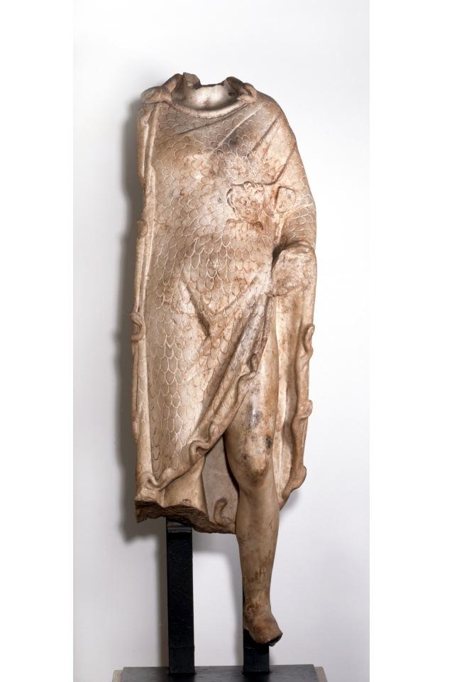 Mamorstatue Alexander, Römische Kopien nach einem griechischem Original © Hamburg, Museum für Kunst und Gewerbe