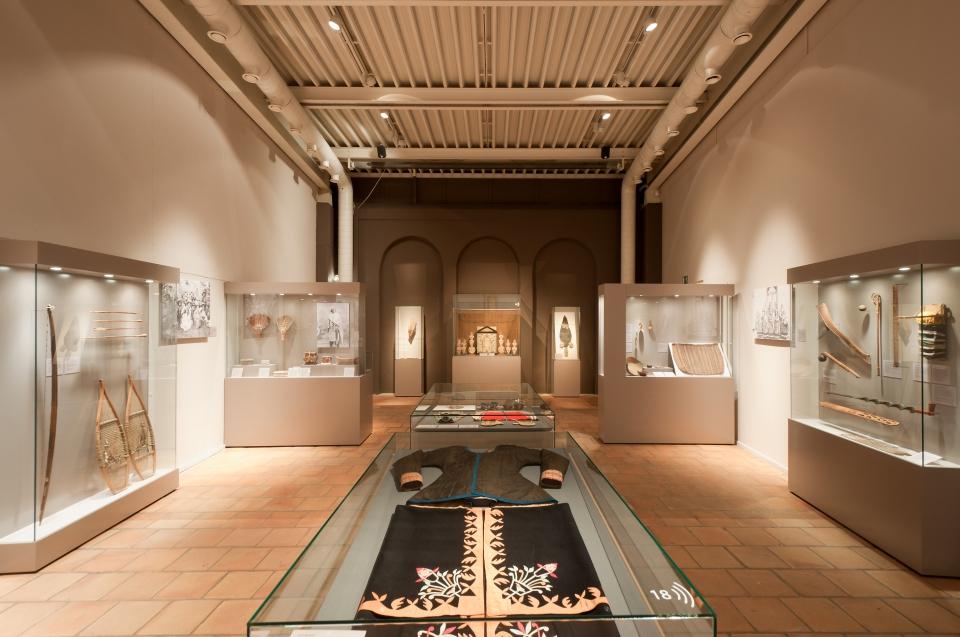 Ausstellungsraum Mission Indianer Ausstellung - Copyright: Andreas Jacob