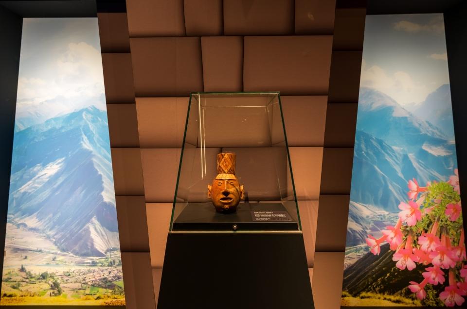 Ausstellungsraum Inka Ausstellung - Copyright: Andreas Jacob