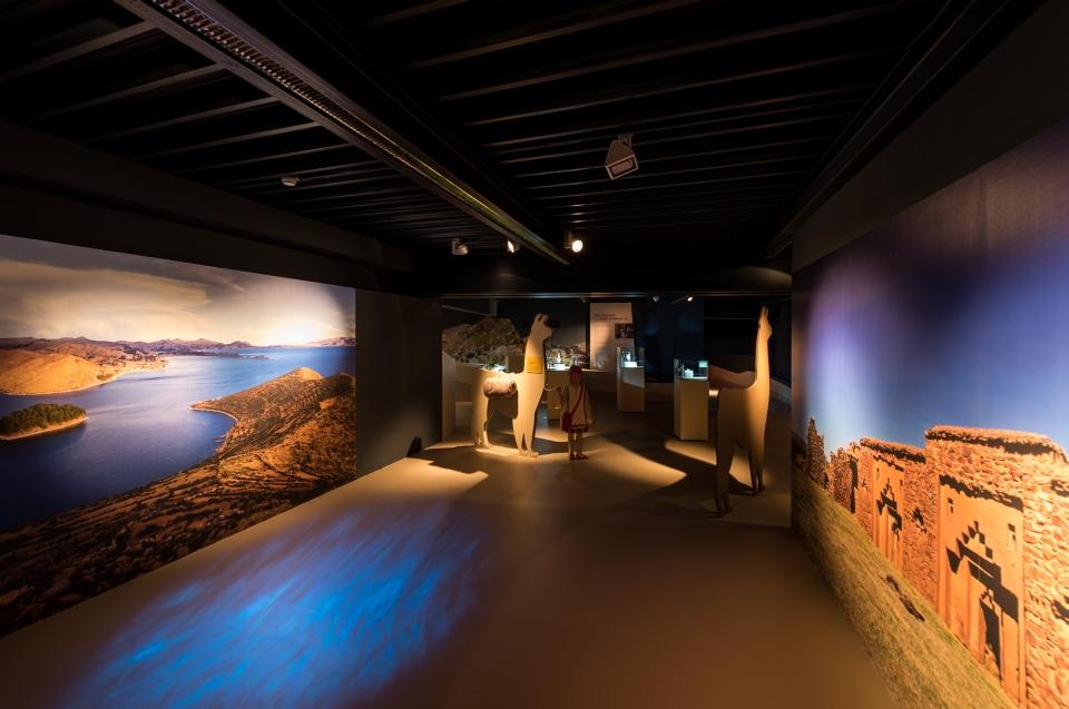 Chasqui Inka Ausstellung - Copyright: Andreas Jacob