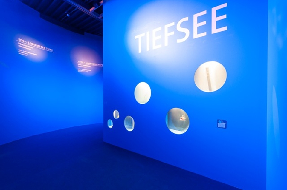 Tiefsee Ausstellung - Copyright: Andreas Jacob