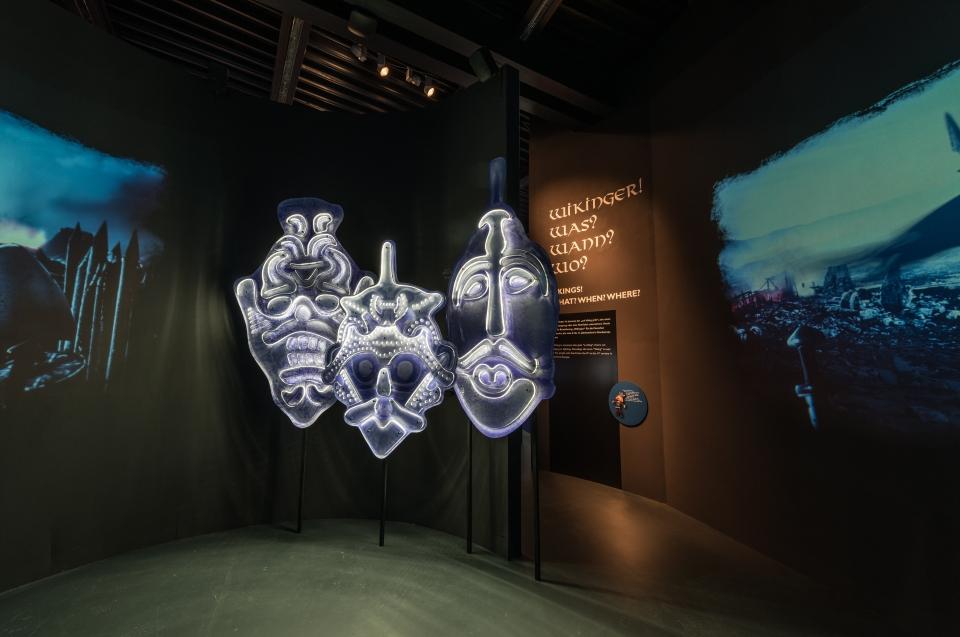 Wikinger Ausstellung - Copyright: Andreas Jacob