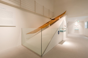 Kajak Indianer Ausstellung - Copyright: Andreas Jacob