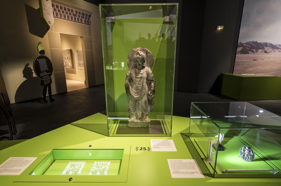 Münzobjekte Alexander Ausstellung - Copyright: Andreas Jacob