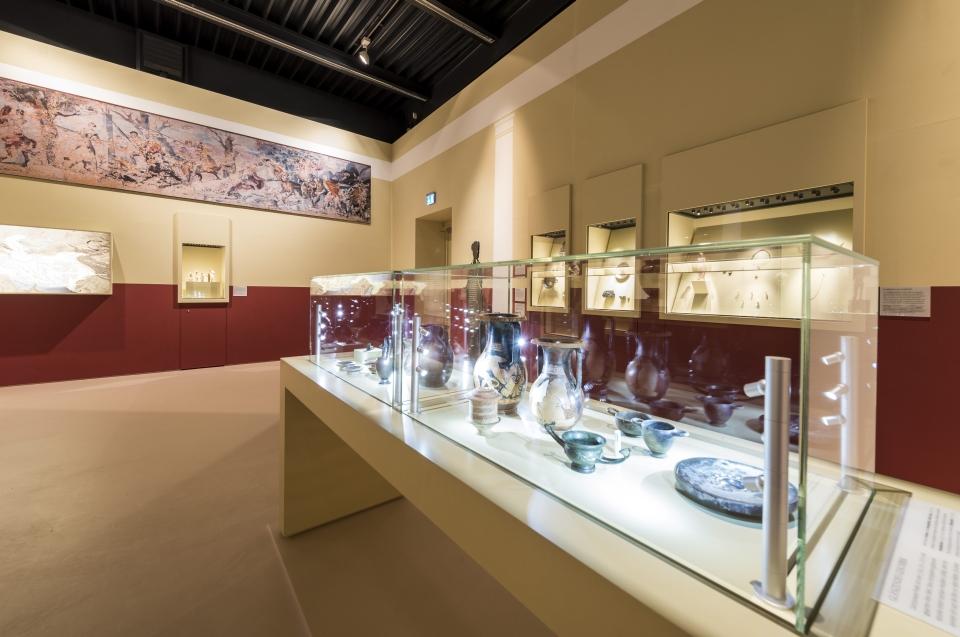 Tafel Alexander Ausstellung - Copyright: Andreas Jacob
