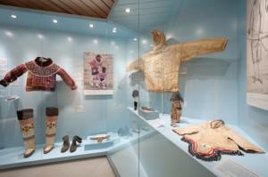Vitirne Kleidung Grönland Indianer Ausstellung - Copyright: Andreas Jacob